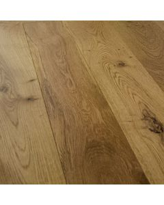 Furlong Flooring Emerald 148mm Oak Rustic Brushed & UV Oiled 11153