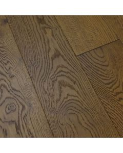 Furlong Flooring Emerald 148mm Nutmeg Stain Brushed & UV Oiled 11156