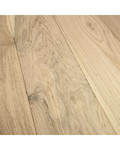 Furlong Flooring Emerald 148mm Scandic White Brushed & UV Oiled 11158