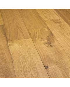 Furlong Flooring Emerald 150 Multilayer Oak Rustic Brushed & UV Oiled 20068
