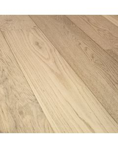 Furlong Flooring Emerald 189mm Scandic White Brushed & UV Olied 11166