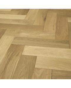 Furlong Flooring Solid Oak Block Oak Unfinished T&G 3-Way Groove 12358