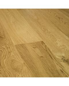 Furlong Flooring Majestic 189mm Clic System Oak Rustic UV Lacquered 9907
