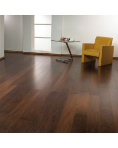 Furlong Flooring Next Step 189mm Black American Walnut Lacquered 6516