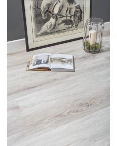 Burrnest Victoria Luxury Vinyl Flooring - White Bleached Wood