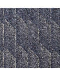 Heckmondwike Odyssey Carpet Tile Blueberry 50 X 50 cm