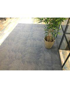 Heckmondwike Odyssey Carpet Tile Kingston Grey 50 X 50 cm