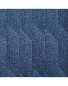 Heckmondwike Odyssey Carpet Tile Pacific Blue 50 X 50 cm