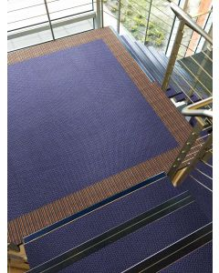Paragon Premier Carpet Tile Dark Blue 50 X 50 cm