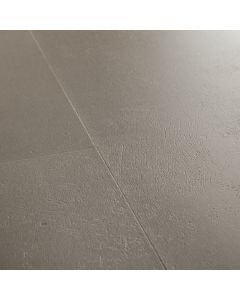 Quick Step Luxury Vinyl Tile Livyn Ambient Click Plus Minimal Taupe AMCP 40141