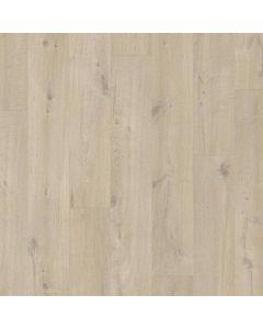 Quick Step Luxury Vinyl Tile Livyn Pulse Glue Plus Cotton Oak Beige PUGP40103