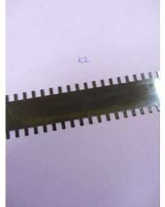 R2 56cm TROWEL INSERTS (10)