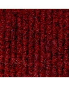JHS Roma Cord Carpet Red 15