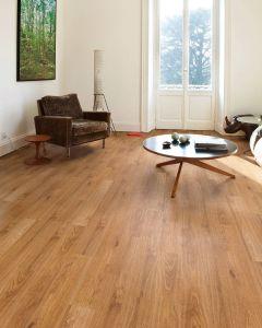 Real Textures Stanford Luxury Vinyl Flooring - Golden Plank