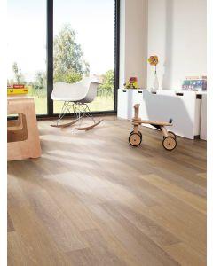 Real Textures Stanford Luxury Vinyl Flooring - Bleach Wood