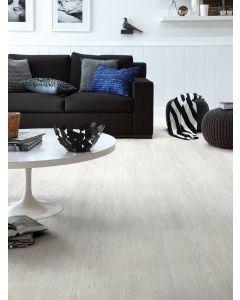 Real Textures Stanford Luxury Vinyl Flooring - White Wood