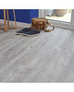 Burleigh Stanford Luxury Vinyl Flooring - Frozen Wood