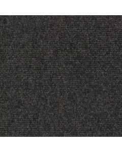 Rawson Carpet Tiles Eurocord Charcoal EUT548