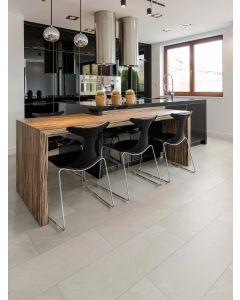 Burleighs Stanford Luxury Vinyl Flooring - Ice Stone
