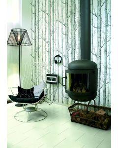 Luvanto Design White Sparkle
