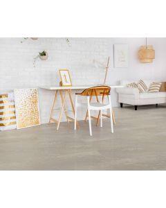Real Textures Stanford Luxury Vinyl Flooring - Light Stone