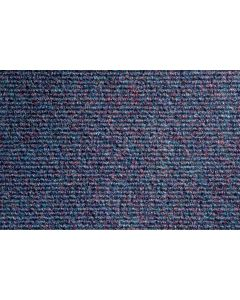 Heckmondwike Supacord Carpet Tile Blueberry 50 X 50 cm