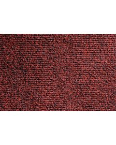 Heckmondwike Supacord Carpet Tile Claret 50 X 50 cm