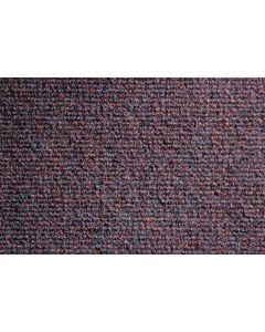 Heckmondwike Supacord Carpet Tile Damson 50 X 50 cm