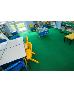 Heckmondwike Supacord Carpet Green