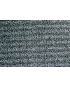 Heckmondwike Supacord Carpet Tile Kingston Grey 50 X 50 cm