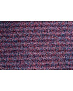 Heckmondwike Supacord Carpet Tile Magenta 50 X 50 cm