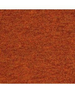 Burmatex Tivoli Heavy Contract Carpet Tiles Bahamas Orange 20205