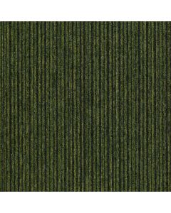 Burmatex Tivoli Heavy Contract Carpet Tiles Multiline Everglade Green 20710