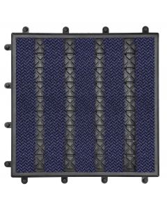 Paragon Treadloc 25 Carpet Tile Premier Dark Blue
