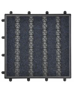 Paragon Treadloc 25 Carpet Tile Premier Viscount