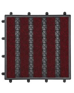 Paragon Treadloc 25 Carpet Tile Premier Vixen