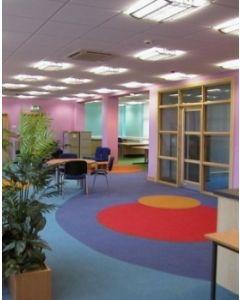 JHS Tretford Carpet Dapple Lovely Lilac 592