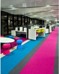 JHS Tretford Carpet Dapple Magenta 617