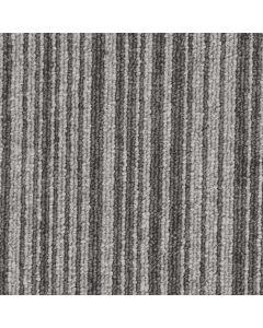 Flooring Hut Peerless Carpet Tile Black Grey Stripe