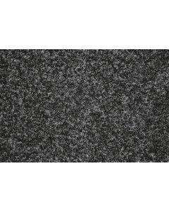 Heckmondwike Wellington Velour Carpet Tile Anthracite 50 X 50 cm