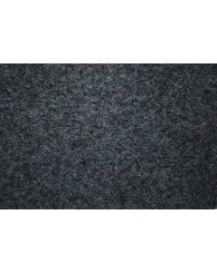 Heckmondwike Wellington Velour Carpet Tile Kingston Grey 50 X 50 cm