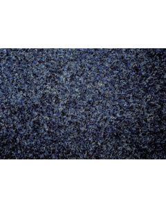 Heckmondwike Wellington Velour Carpet Tile Marine 50 X 50 cm
