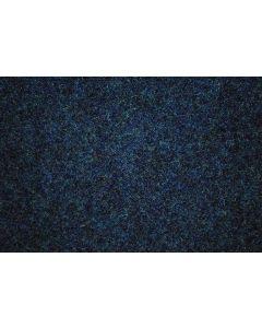 Heckmondwike Wellington Velour Carpet Tile Petrol Blue 50 X 50 cm