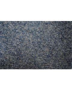 Heckmondwike Wellington Velour Carpet Lincoln Teal Blue