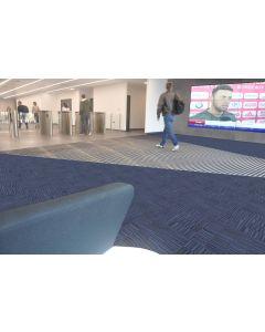 Paragon Workspace Entrance Design Carpet Tile Design 1 Viscount 50 x 50 cm
