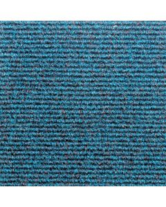 Heckmondwike Zephyr Entrance Carpet Tile Indigo 50 X 50 cm